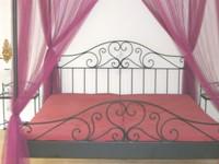 Romantische Metallbetten romantische metallbetten essgarnituren sitzgarnituren gartenmöbel